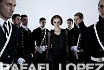 Rafael Lopez Blue Blood / Blue Blood - Fall Winter 2013-14 Collection by Rafael Lopez on vogue.it http://goo.gl/yvgHht
