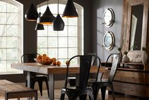 Dining room / by Samantha Cotsanis