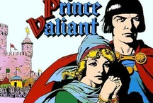 BD // Hal Foster / Prince Valiant