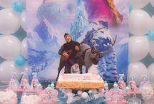 Birthday Party - Frozen / Birthday party