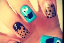 Nails, nails, nails! / by Krista Del Toro