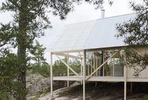 Viggsö / Sverige / Arrhov Frick Arkitektkontor