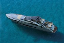 Pershing 140 Project / The Pershing 140 Project The brand new flagship is the first Pershing built in light alloy.