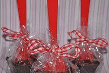 Julekos, gaver, pynt, etc