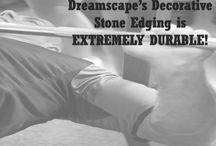 Benefits / What are the benefits of using Dreamscape Yard Product? Here they are!  / by Dreamscape: Yard Product
