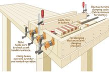 Woodshop - clamps