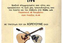 TRIBALcafe live