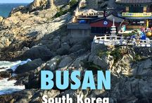 Travel - South Korea / All about travelling around South Korea.
