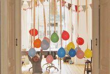 Baby party idea / by Tasarımcının Evi