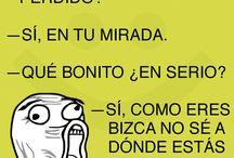 Humor spanish