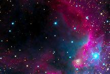 világűr / minden ami a Világegyetemre vonatkozik  / by Takacs Atila