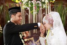 Inspirasi Hijab Wedding Dress Photo