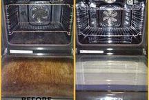 pulizie forno