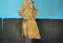 Artist: Michael Carson / #artist #michael_carson #contemporary_artist #figure #FigurativeArt