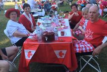 Red & White Supper