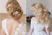 coiffure mariage modèles