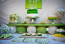 Party ideas / by Angela Lievanos