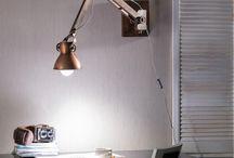 Blask dekoracyjnych lamp