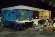 Exhibitions & Events / Exhibitions and events where I have taken the tie dye...