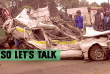 ZUSHA ROAD SAFETY CAMPAIGN / Speaking out against reckless driving on Kenyan Roads. People need to take charge and speak up against reckless drivers all over