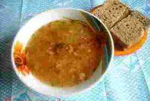 Первые блюда / Пошаговые рецепты приготовления первых блюд
