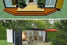 tiny homes / tiny homes and storage container homes