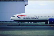 BAのカラーリングは品があるけど派手な、正しくイギリスなデザインで格好良いと思います。 B.A. #airplane #airport #britishairways #hanedaairport #羽田空港 #飛行機写真