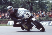 Motorcycle Champions and Legends / by Harald Woblick