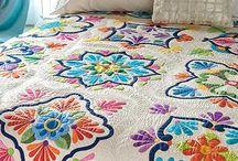 Applique Quilts