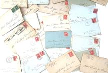 Vintage Books and Ephemera / A selection of vintage books and ephemera for collectors and crafters.  #vintage #giftideas