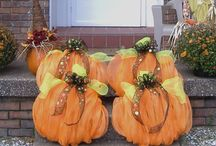 Fall Decorating / by Stephanie Van Lue