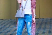 Kimono outfits