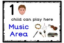 Music Area / Displays  - Teaching Ideas -  Musical Instruments -  Activities  for Children
