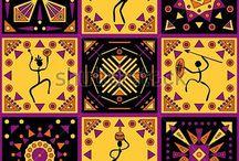 aztek desenleri