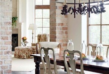 Home - Dining Room / by Brooke Casey