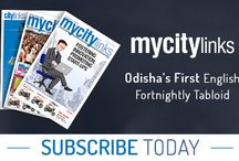 """E-magazine / Welcome to the first English neighbourhood publication of Odisha – Mycitylinks-""""Moving Ahead Together"""". This fortnightly aims at connecting communities of Bhubaneswar, Cuttack & Puri by providing the best reads of the day."""