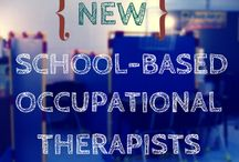 School Based Therapy Ideas