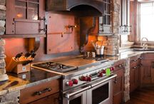 Dream Kitchen / by Ashley Clark