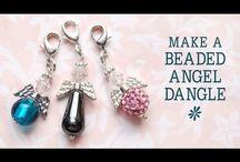 Angel pendants