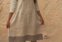 Mar e li / linen clothes we make