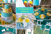 New wedding colors / by Debra Livingston