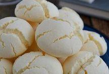 nişastalı beyaz kurabiye