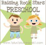 ♥ preschool  / by Free Pretty Things For You