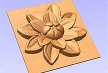 MADEIRA / Entalhe em madeira