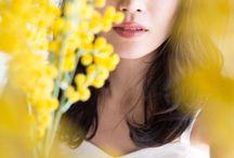 Boncote portrait : Female / Portraits of ladies -photoraphy,kamakura #boncotephotography-