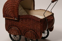 Doll/Baby Carriages / by Naomi Horch-Wall