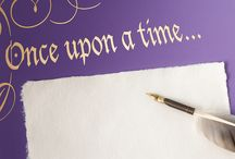 Once Upon A Time / by Bard Judith