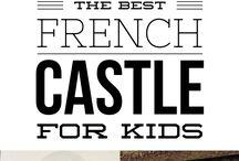 Coole Schlösser und Burgen für Kinder