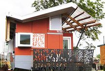 Tiny Houses that might be great on Dewees Island / Sustainable designs on a barrier island