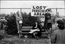"Pasadena, California, 1963 Elliott Erwitt #ALL.photo""Pasadena, California, 1963,"" right, is a lighthearted meditation on what it means to be ""lost.""."